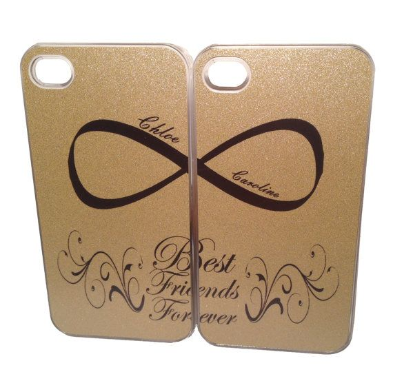 Really Want This Personalised Infinity Symbol Best Friends By
