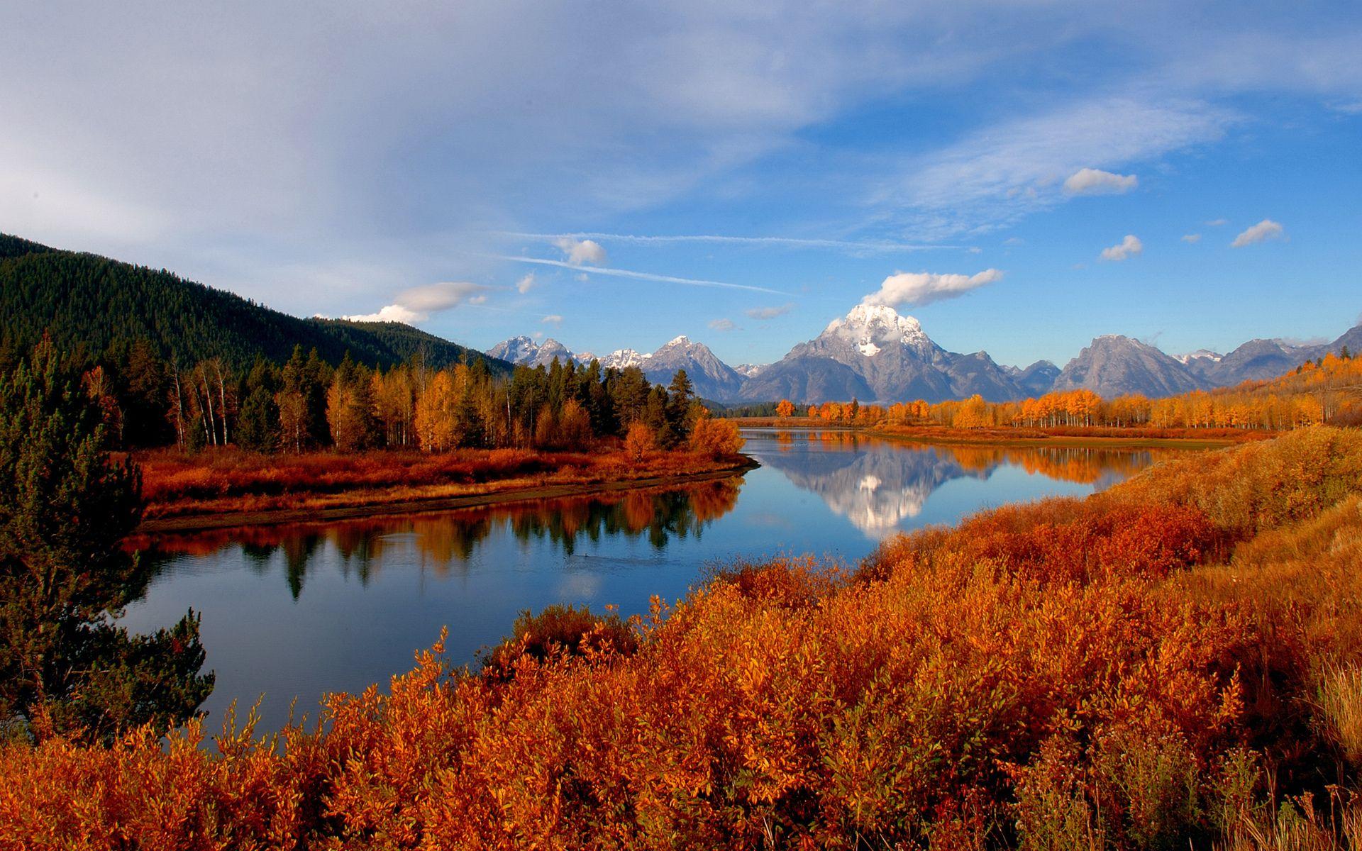 Terre Nature Paysage Automne Lac Montagne Fond D Ecran Fond D Ecran Ordinateur Fond D Ecran Telephone Fond Ecran Montagne