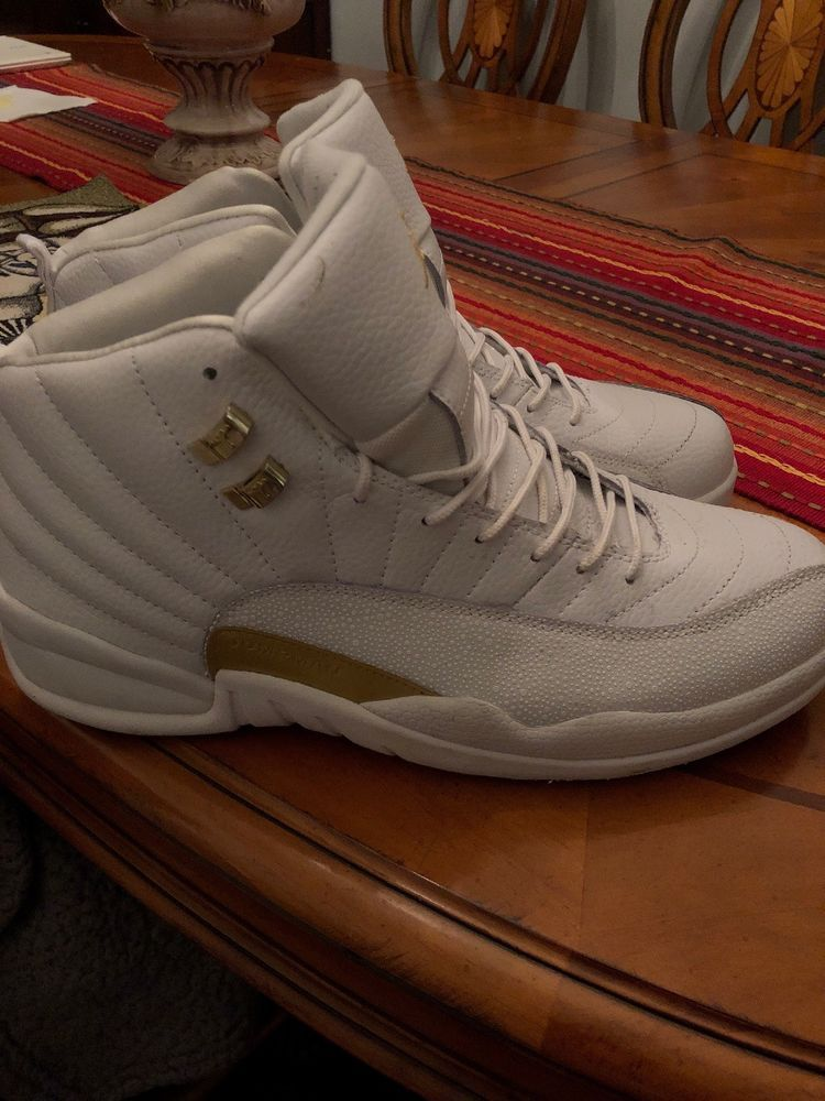 a8acf03f4af192 Air Jordans 12 Retro Ovo  fashion  clothing  shoes  accessories  mensshoes   athleticshoes (ebay link)