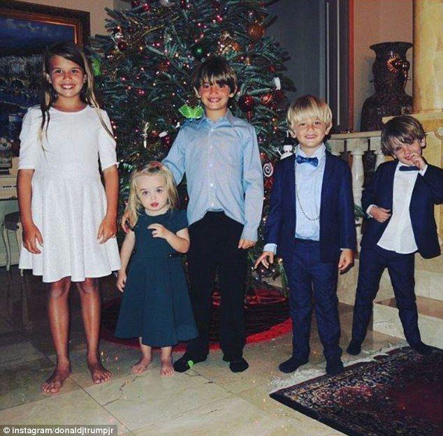 Pin On Trump Kids