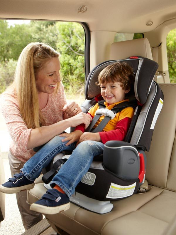 This Car Seat Will Grow With Your Child