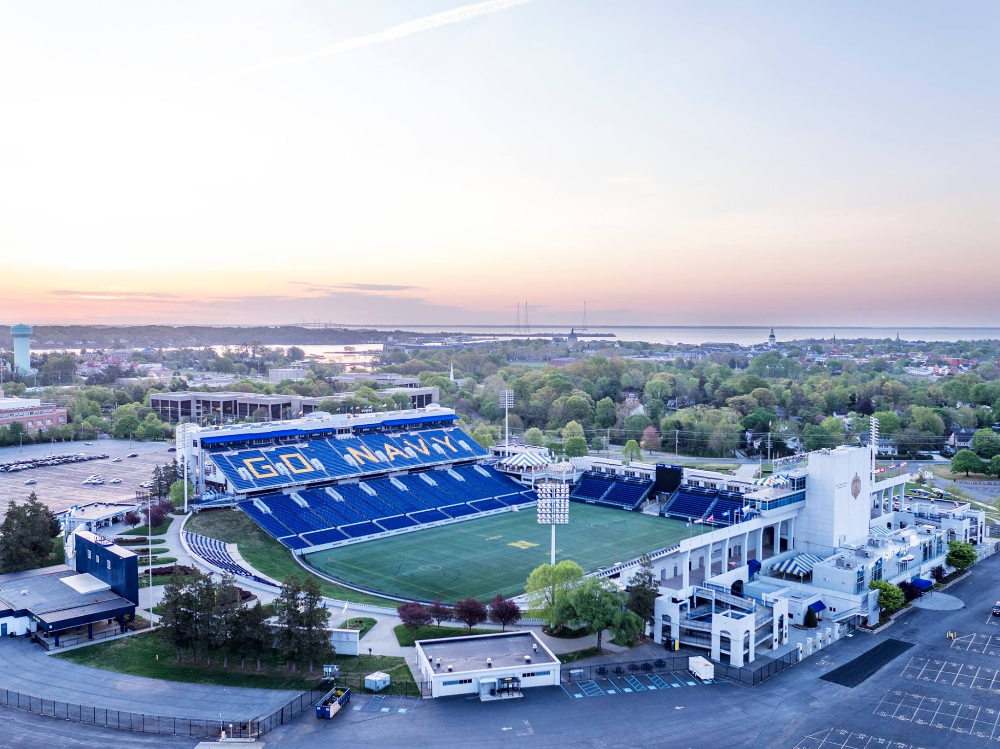 Anne Arundel County Maryland Annapolis Naval Academy Stadium With Images Annapolis Naval Academy Annapolis United States Naval Academy