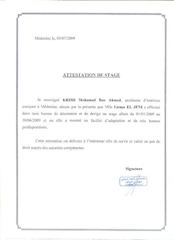 Attestation De Stage - Yahoo! Yahoo Image Search Results ...