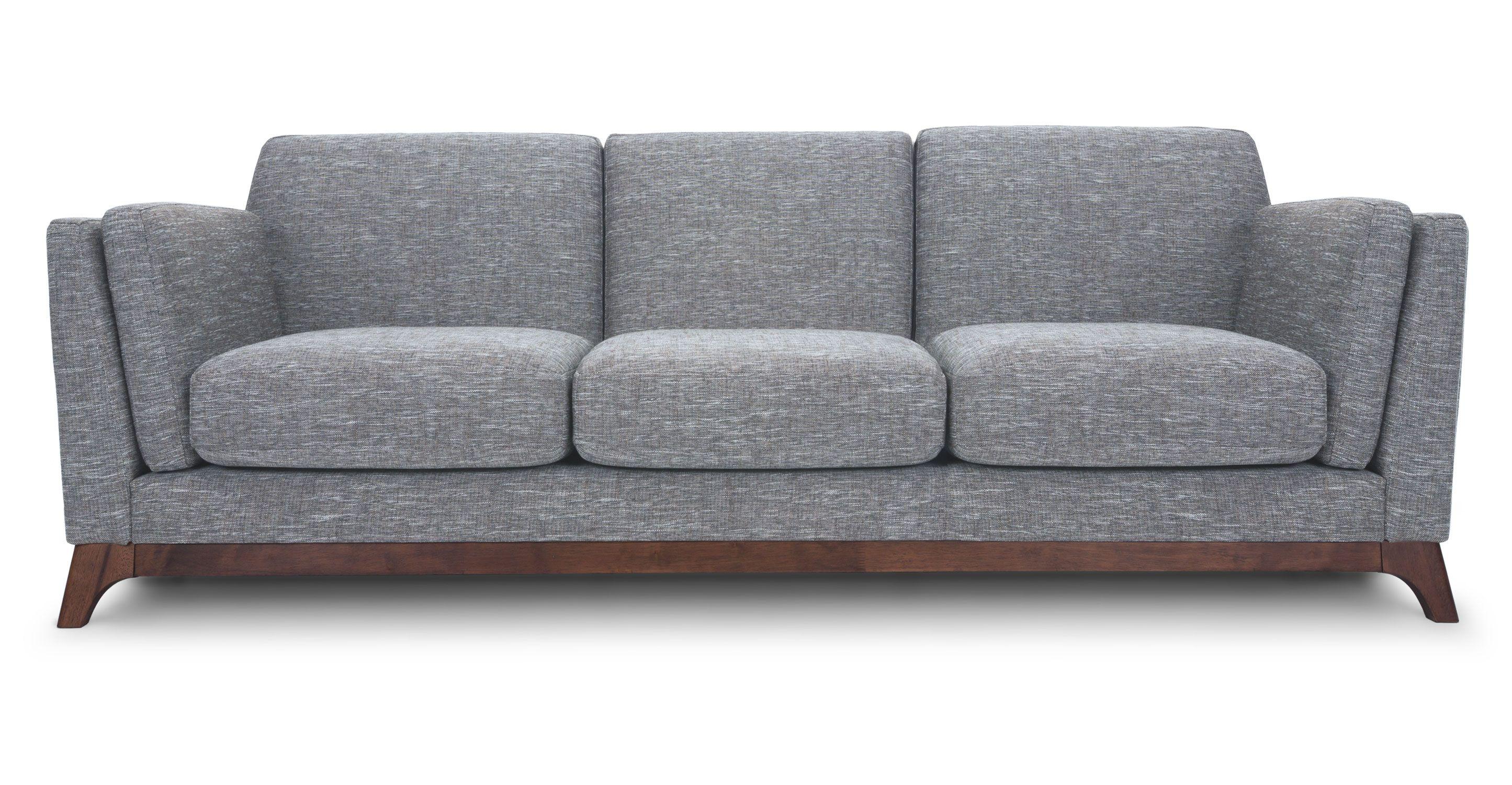 Sofa Article Xv Deep Comfy Sectional Ceni Volcanic Grey Baci Living Room