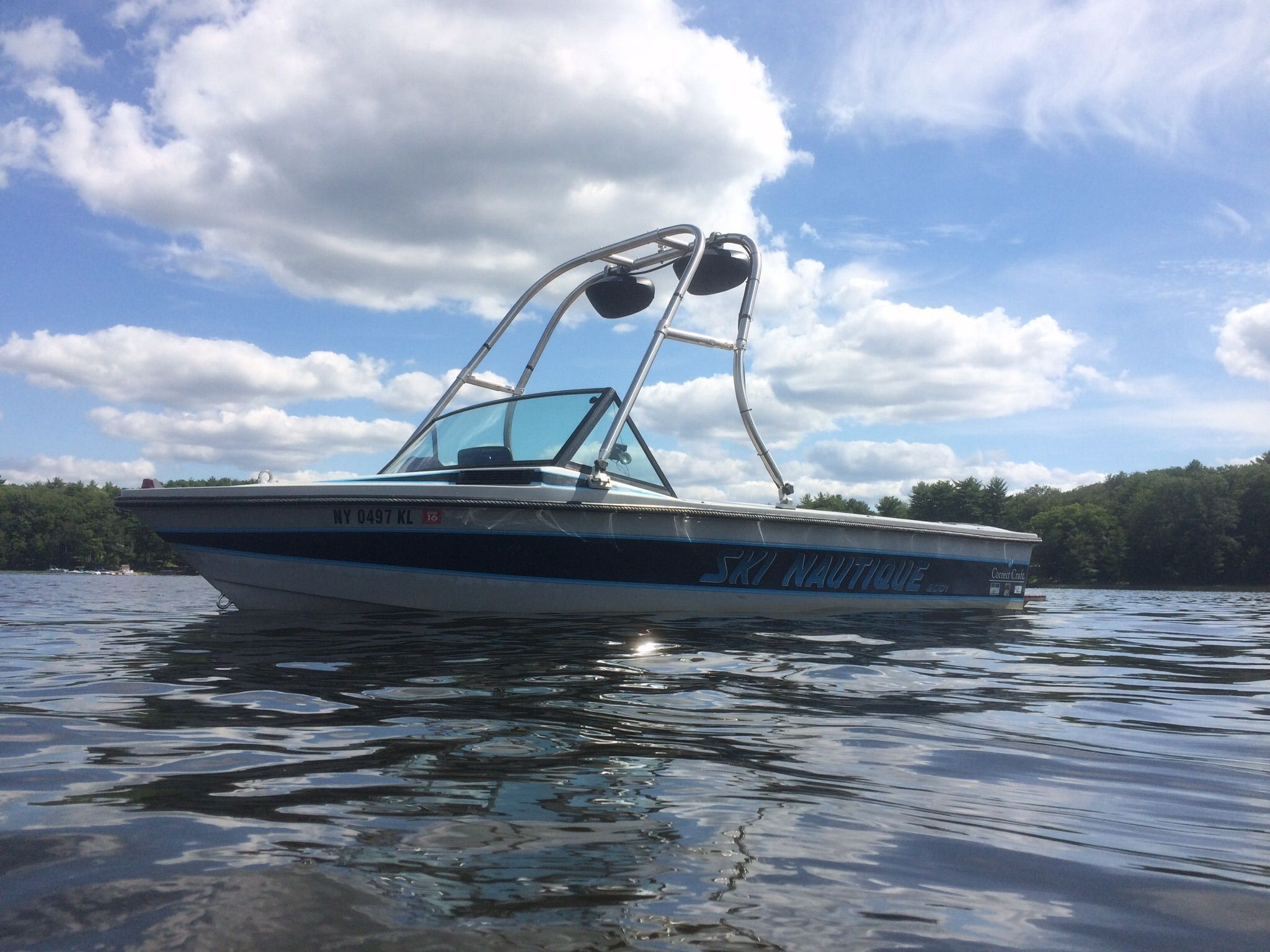 1989 Correct Craft Ski Nautique 2001 Boat With Big Air F2o W 1989 Correct Craft Ski Nautique 2001 Boat With Big Air F2o Wakeboard In 2020 Boat Wakeboarding Skiing