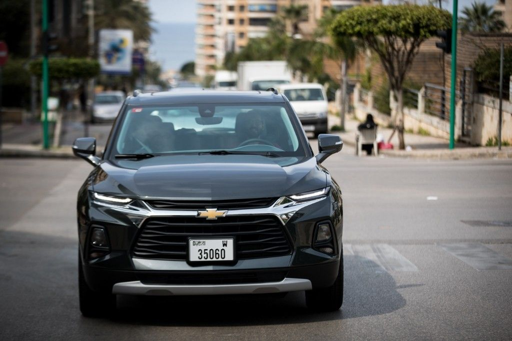 Chevrolet Blazer Qatar Chevrolet Blazer Qatar This Chevrolet Blazer Qatar Images Was Upload On September 23 2019 B In 2020 Chevrolet Blazer Chevrolet Mercedes Jeep