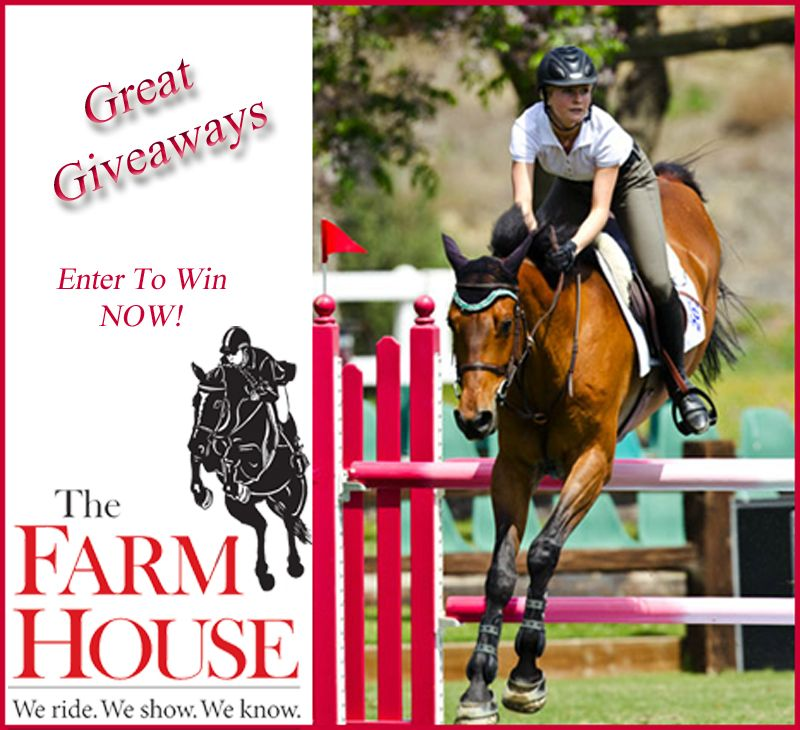 Riding outfit up for grabs from The Farmhouse Tack Shop in