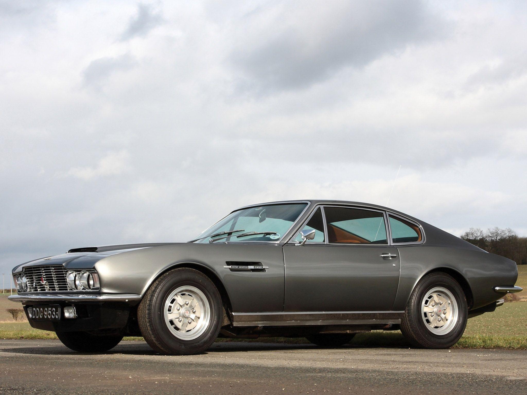 Aston Martin DBS, 1967