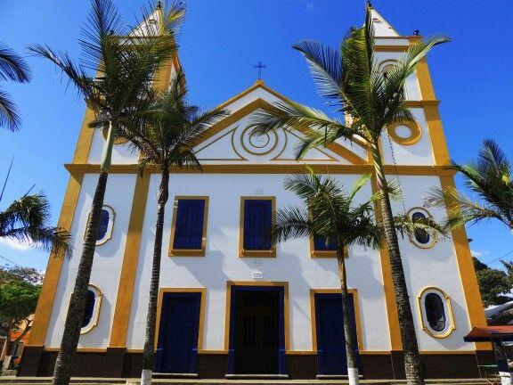 Igreja da Imaculada Conceição, em Cunha, SP.