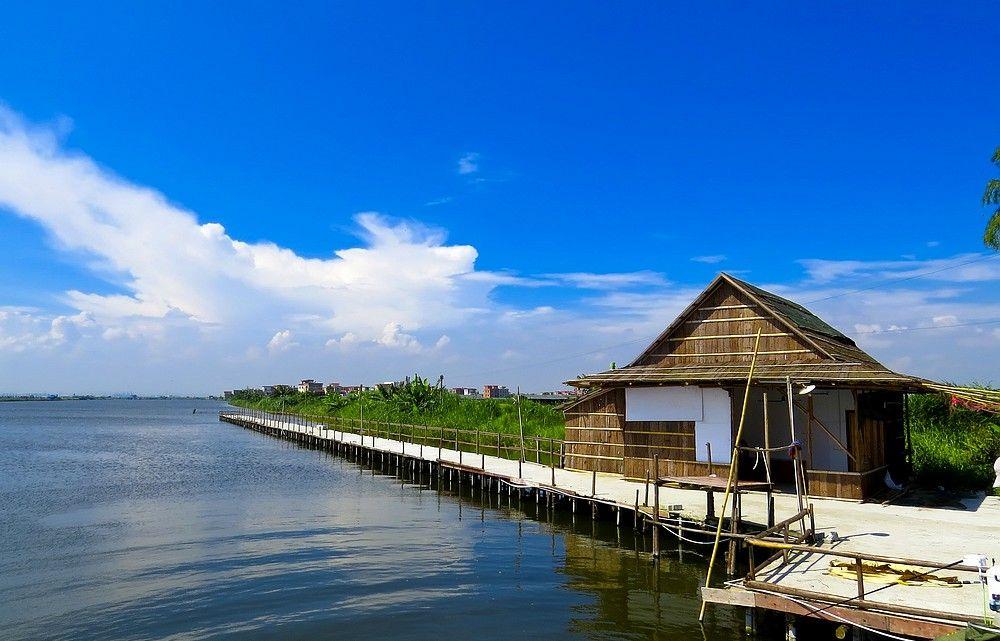 中國單車旅行:騎遊廣州海鷗島 尋覓美食與健康