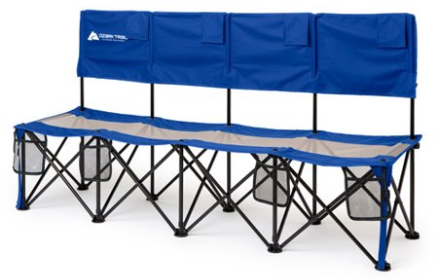 Ozark Trail Convertible Bench Only 22 (Reg. 34) in 2020