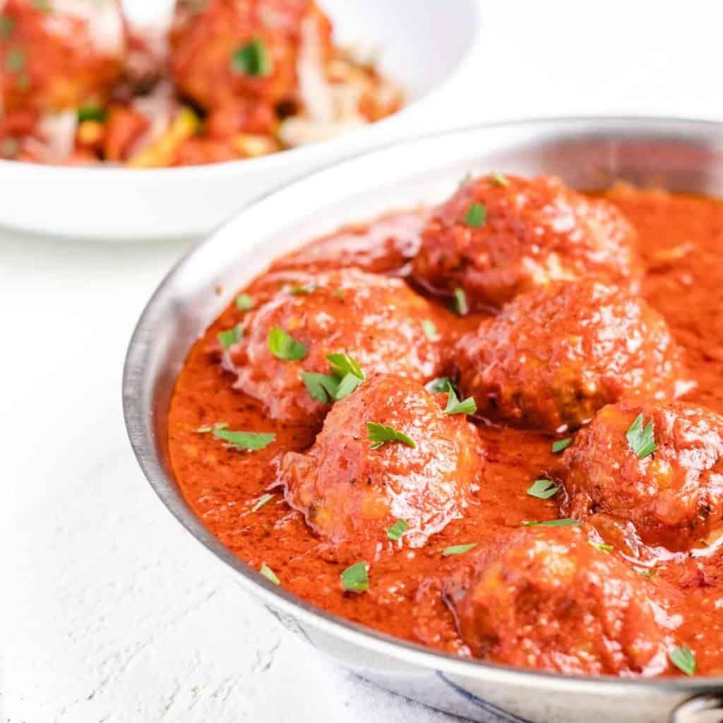 Keto Meatballs Recipe No Breadcrumbs Low Carb Keto Bosh Recipe Meatball Recipes Meatball Recipe No Breadcrumbs Recipes