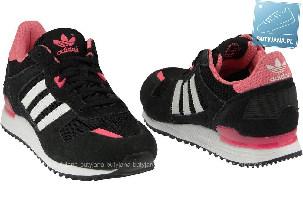 adidas zx damskie czarne