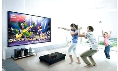 Complete home theater movie system projector  watt channel surround  fancy theatre ideas pinterest also rh in