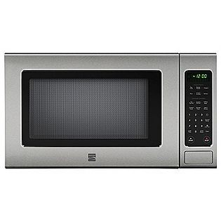 Kenmore 1 2 Cu Ft Countertop Microwave Model 6912 Sears
