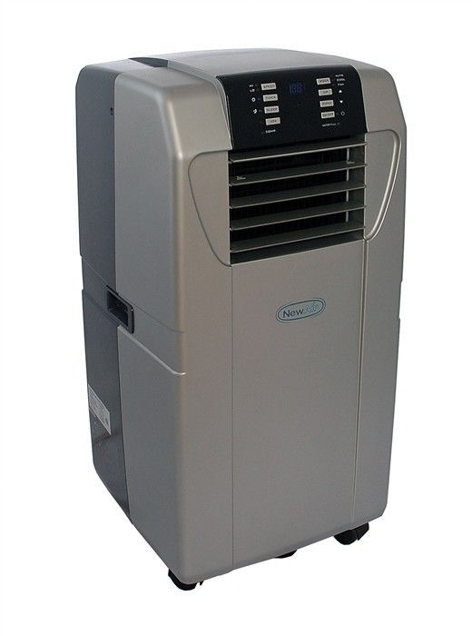 Portable Air Conditioner and Heater with Remote | Portable ...