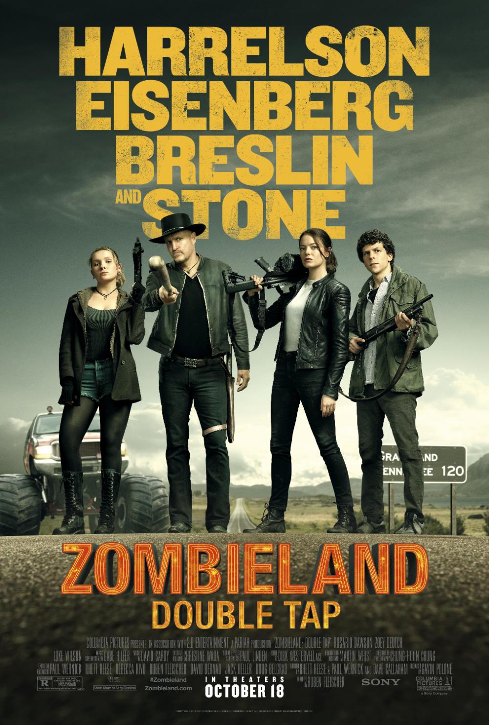 ¾ンビランド Àブルタップ Zombieland Zombie Movies Free Movies Online