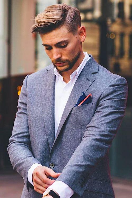تسريحات شعر للرجال موديلات واستايلات شعر للشباب للشعر القصير والطويل Well Dressed Men Mens Outfits Stylish Men