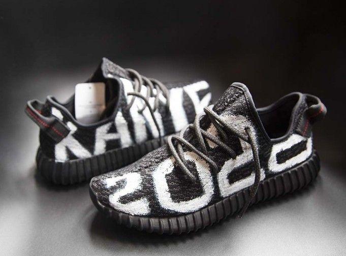 cd3d8c201 ... adidas Yeezy 350 Boost Kanye 2020 Custom 1