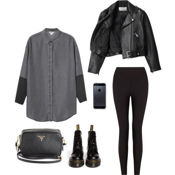 A fashion look from November 2014 featuring wet look top, petite jackets and black ponte pants. Browse and shop related looks.
