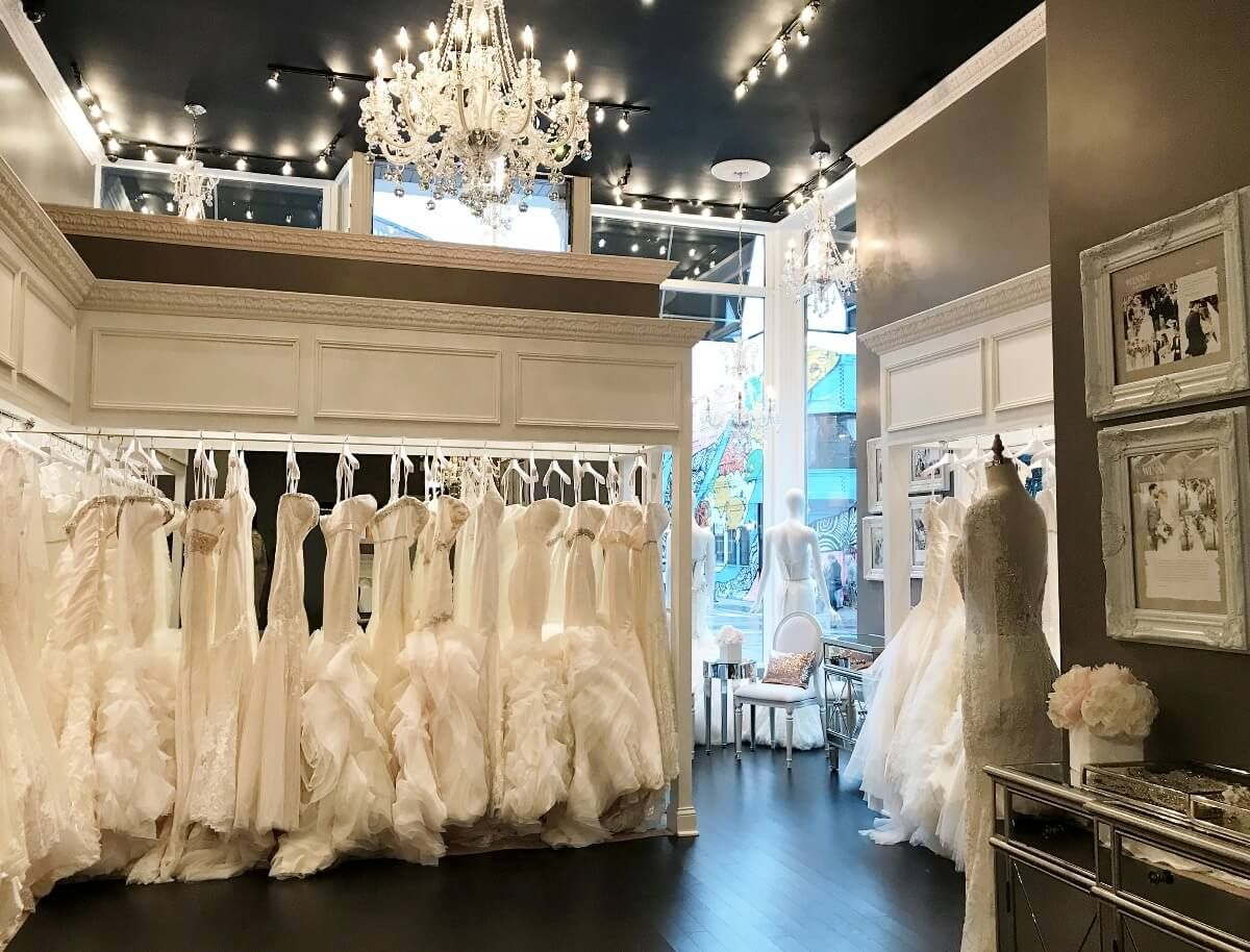Bridal Gowns And Wedding Dresses Shop Chicago Il Winnie Couture Wedding Dresses Chicago Wedding Showroom Wedding Dress Shopping