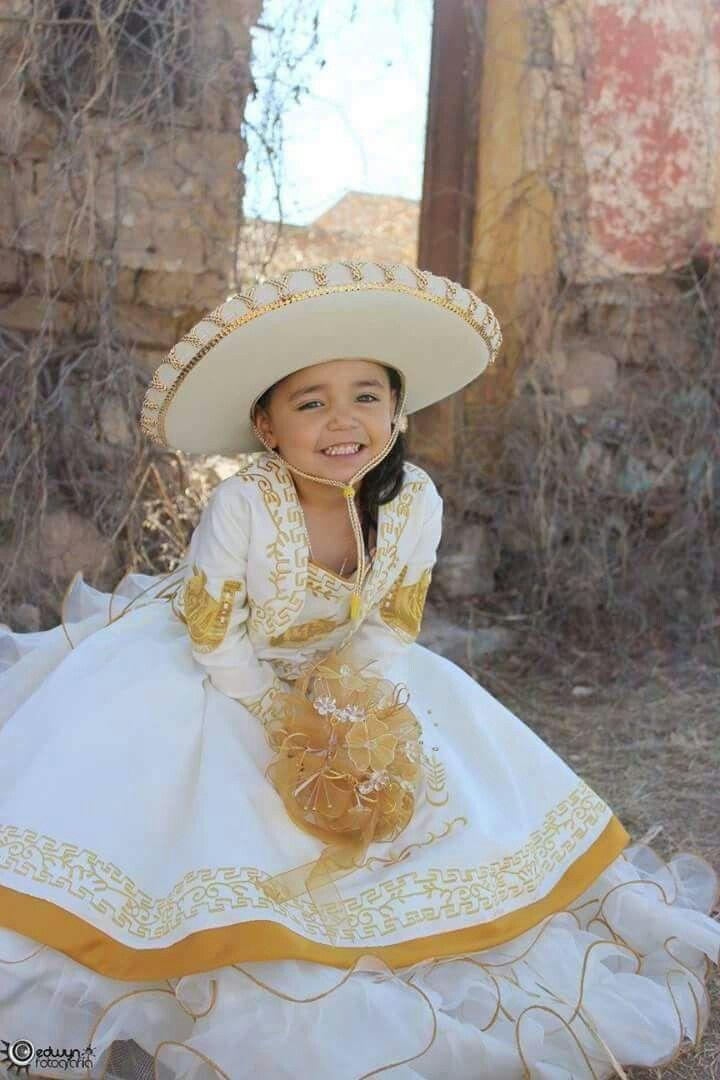 Pin De Yamilet Marin En Vaquera Vestidos Mexicanos Para