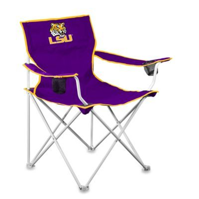 Attrayant Buy LSU Elite Folding Chair From Bed Bath U0026 Beyond