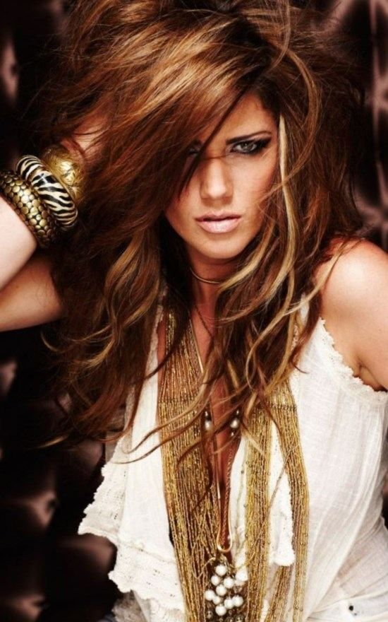 Unique Brown Hair Colors  New Hair Color Ideas Amp Trends For 2017