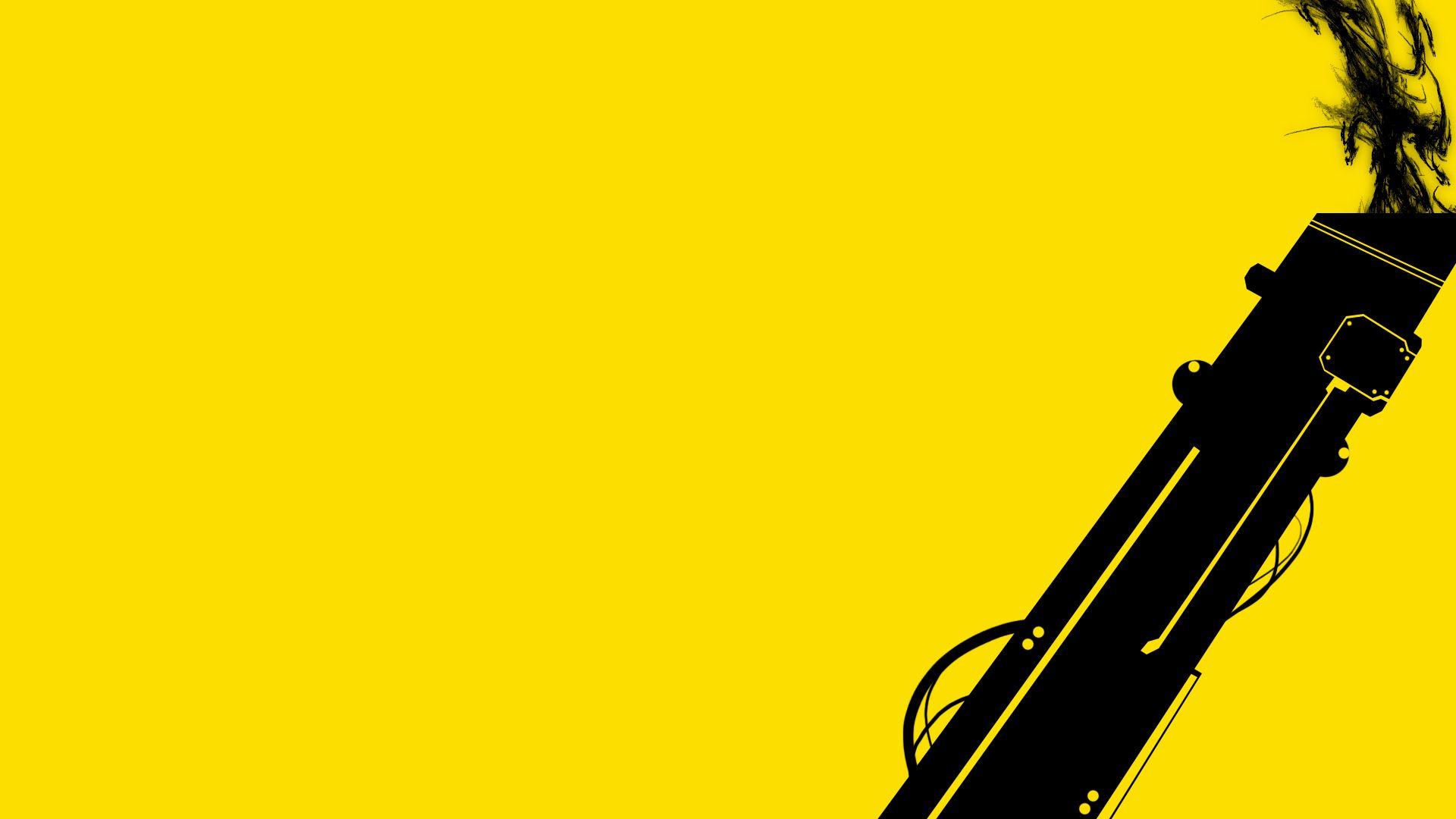 Yellow Art Yellow Smoke Black Background Widescreen Generalbeaner Statistics Art Black Wallpaper Iphone Yellow Wallpaper Black Wallpaper
