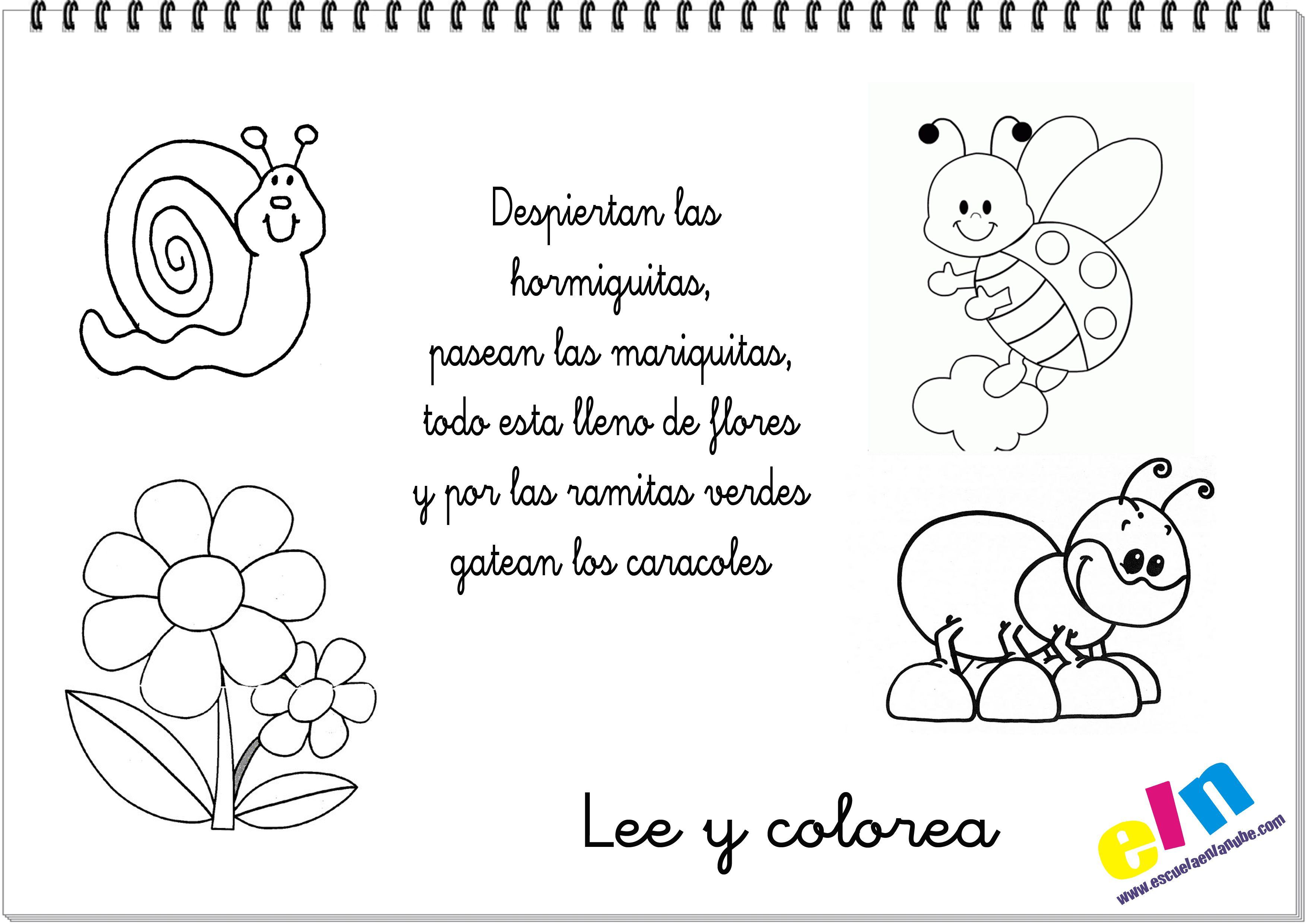 poemas cortos de la primavera | ... escuelaenlanube.com/lee-y ...
