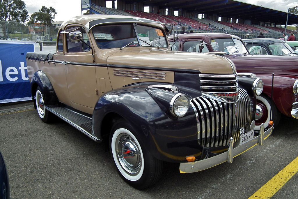 1947 Chev Holdens Body Series 13 Coupe Ute Classic Trucks