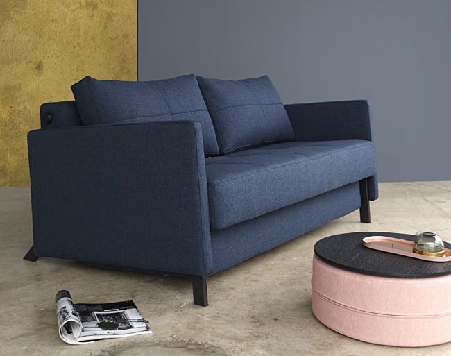 Brilliant The Modern Cubed Deluxe Sofa With Arms Features An Caraccident5 Cool Chair Designs And Ideas Caraccident5Info