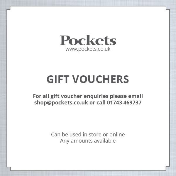 Make somebodyu0027s Christmas with a Pockets gifts voucher Email shop - make voucher