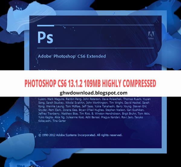 Install Photoshop Free Cs6