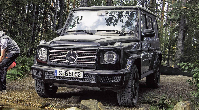 مرسيدس بنز جي كلاس الجديدة أيقونة الدفع الرباعي الفاخرة موقع ويلز Benz G Class Mercedes G Class Benz G