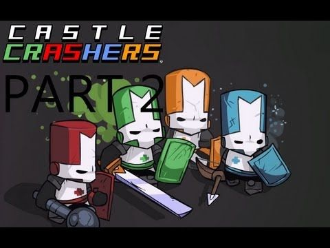 This Is The Walkthrough Of My Castle Crashers Serie D Castle Crashers Castle Family Guy
