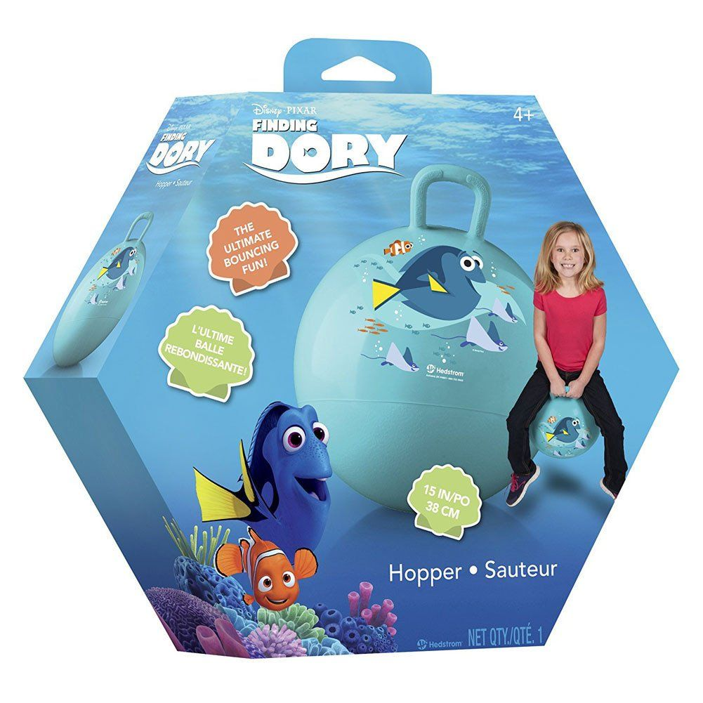 Finding Dory 15 Quot Hopper Ball Indoor Toys Finding Dory