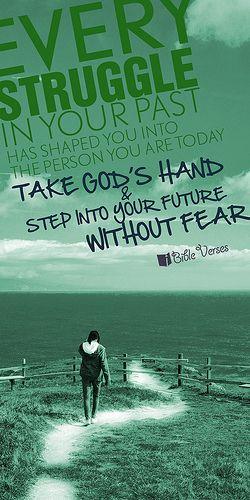 Take God's Hand...