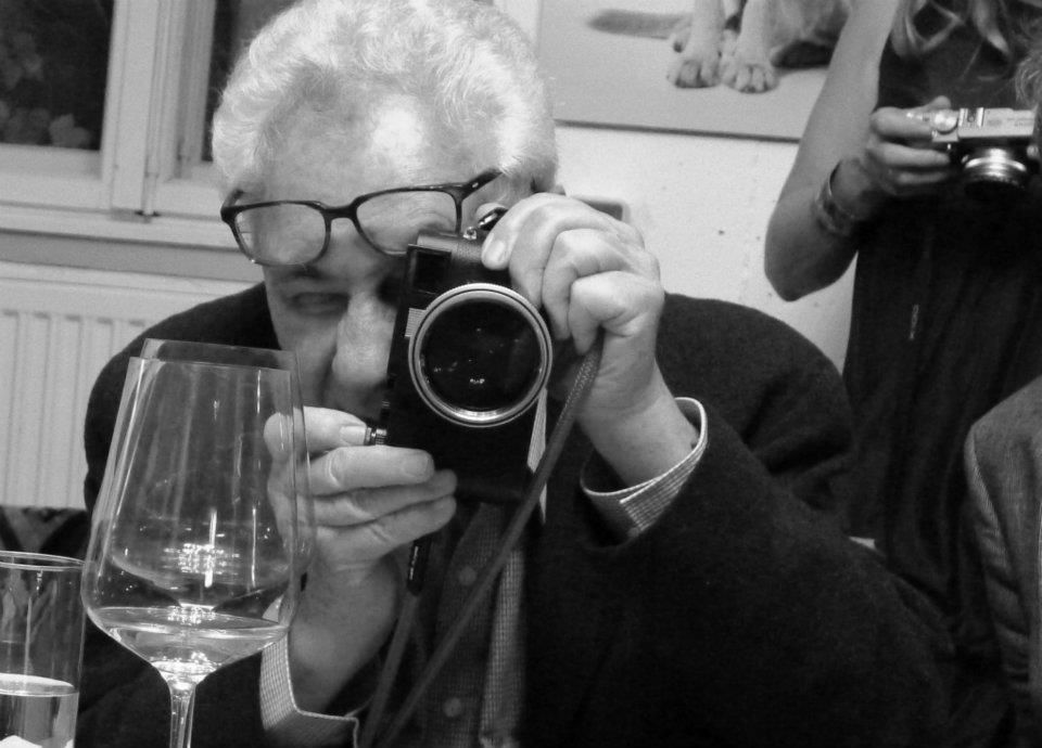 Elliot Erwitt, Vienna, June 2012, with the Leica Monochrom | Leica ...