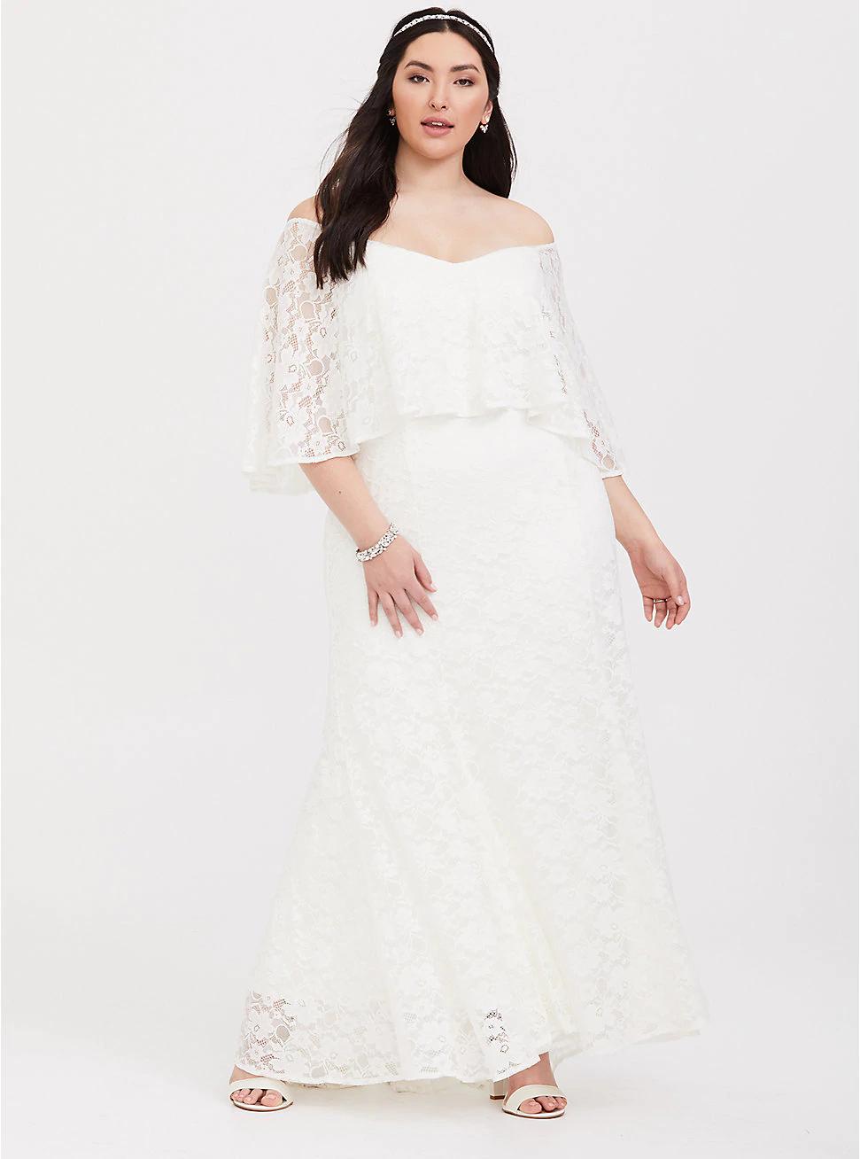 Pin By Regina Nicole On Someday Wedding Stretch Lace Dress Wedding Dress Capelet Floral Chiffon Maxi Dress [ 1308 x 971 Pixel ]