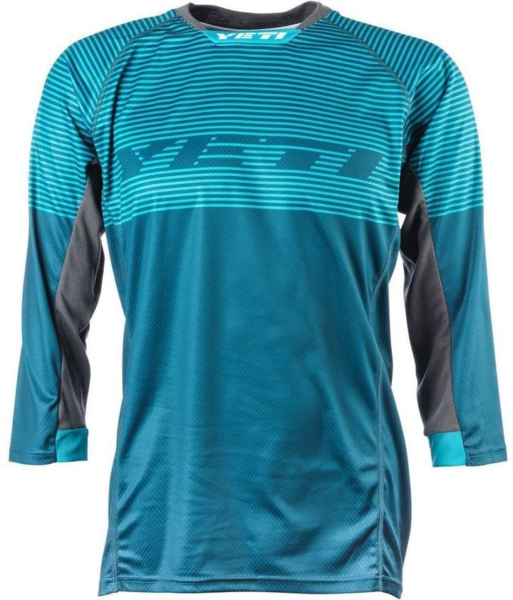 Yeti Cycles Enduro 3 4-Sleeve Jersey - Men s  ff4a3d889