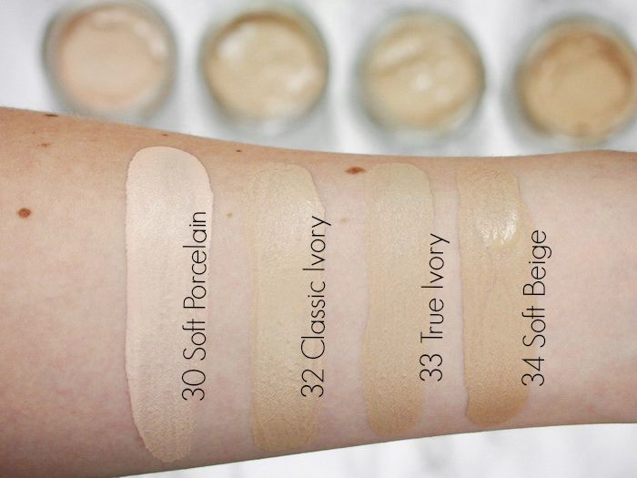 Manhattan Fresher Skin Swatches