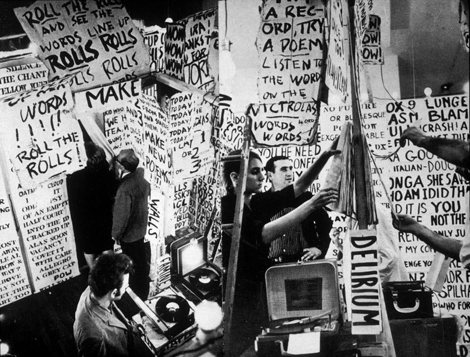 Allan Kaprow Words 1962 Met Afbeeldingen