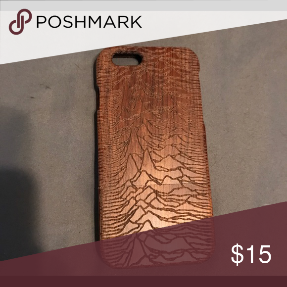 Wooden design iPhone 6/6s case Authentic wooden iPhone case Accessories Phone Cases