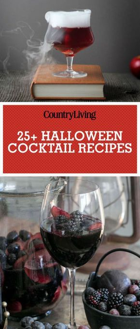 32 Hauntingly Delicious Halloween Cocktail Recipes Cocktail - halloween cocktail ideas