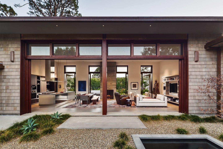 Thayer Residence Neumann Mendro Andrulaitis Architects Home