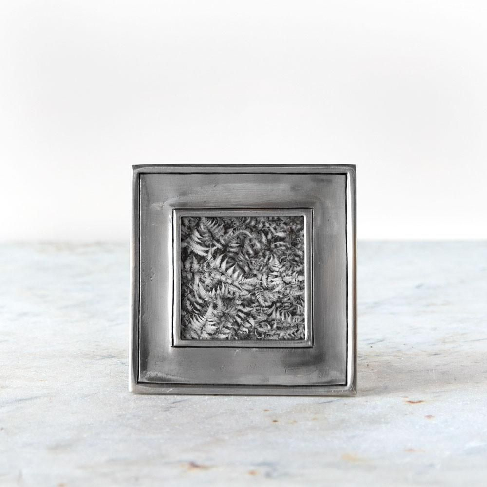 Match lombardia pewter frame | Pewter and Products