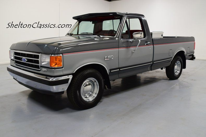 1989 Ford F150 Xlt Lariat Camioneta Pick Up Ford Camionetas