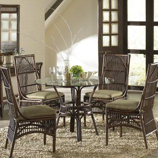 Want To Bora 5 Piece Dining Set Panama Jack Sunroom Furniture