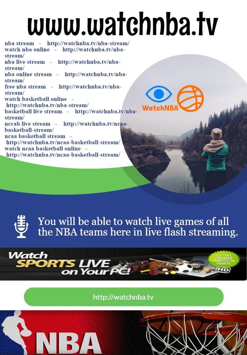 Watch Basketball Online Watch nba, Nba tv, Nba online